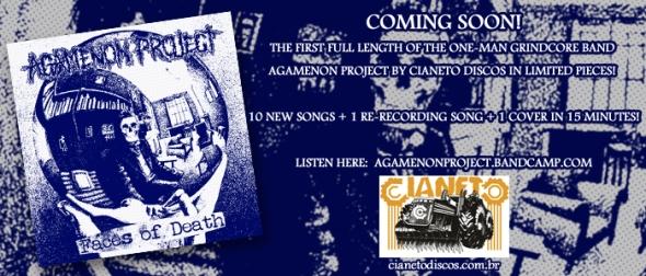 agamenon project banner